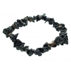 Preseli Bluestone Gemstone Chip Bracelet