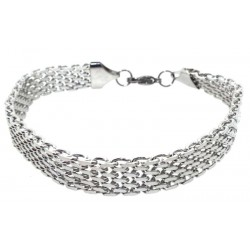 Stainless Steel Link Style Bracelet