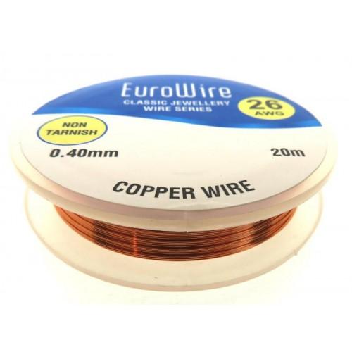 04mm Copper Wire