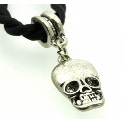 Little Metal Skull Pendant