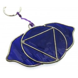 Third Eye Chakra Symbol Mini Suncatcher