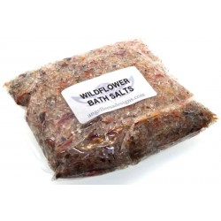 50gms Wildflower Bath Salts