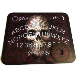 Oriental Skull Ouija Talking Board