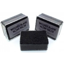 12gms Boxed Witches Black Altar Salt
