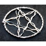 Pocket Altar Pentacle Charm