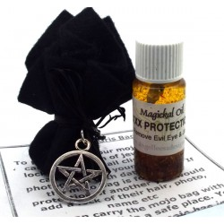 Gris Gris Mojo Bag and Oil for Protection