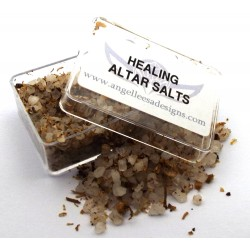 12gms Boxed Altar Salts for Healing