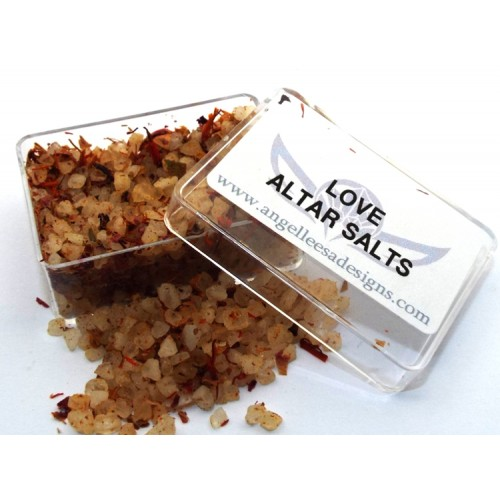 12gms Boxed Altar Salts for Love