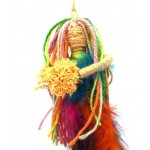 Hand Crafted Hanging Harvest Goddess Doll