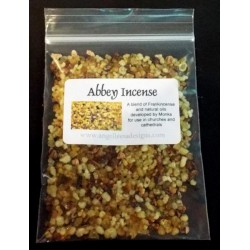 25gms Abbey Incense Resin