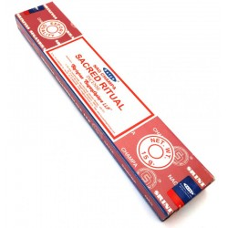 12x Satya Sacred Ritual Incense Sticks