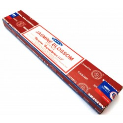 12x Satya Jasmine Blossom Incense Sticks