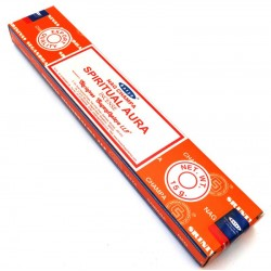 12x Satya Spiritual Aura Incense Sticks