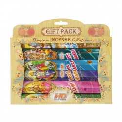 6 Hari Darshan God Goddess Incense 20x Stick Gift Pack