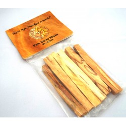 6x Palo Santo Wood Sticks