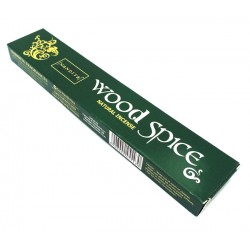 12x Nandita Wood Spice Natural Incense Sticks