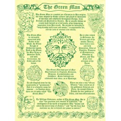 The Green Man Pagan Poster
