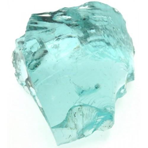 Aquamarine Blue Monatomic Andara Specimen 502