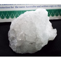 Azeztulite Raw Gemstone 03