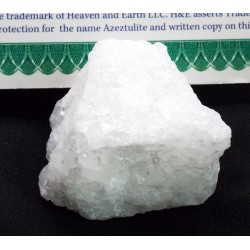 Azeztulite Raw Gemstone 09