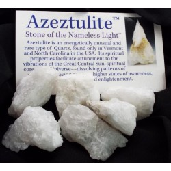 Azeztulite Raw Gemstone