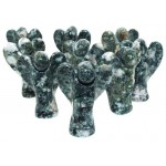 Preseli Bluestone Carved Gemstone Mini Angel