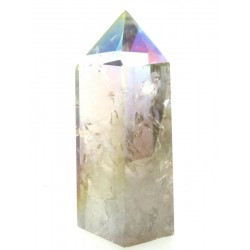 Angel Aura Quartz Gemstone Tower 03