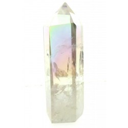 Angel Aura Quartz Gemstone Tower 07