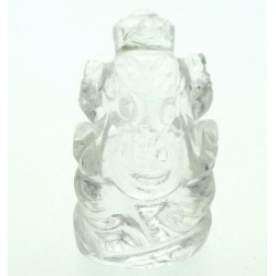 Quartz Carved Ganesha Design 9