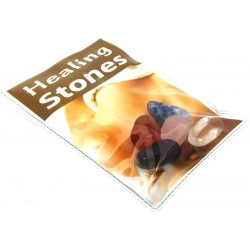 Healing Stones Gemstone Pack with Pouch