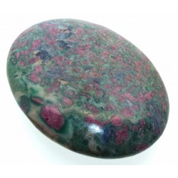 Ruby In Fuchsite Large Palmstone 12