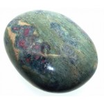Ruby In Fuchsite Large Palmstone 9