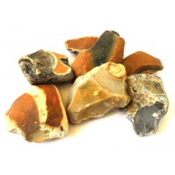 1 x Natural Sea Washed Flint