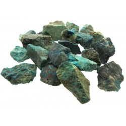 1 x Chrysocolla Raw Gemstone