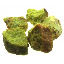1 x Green Opal Raw Gemstone
