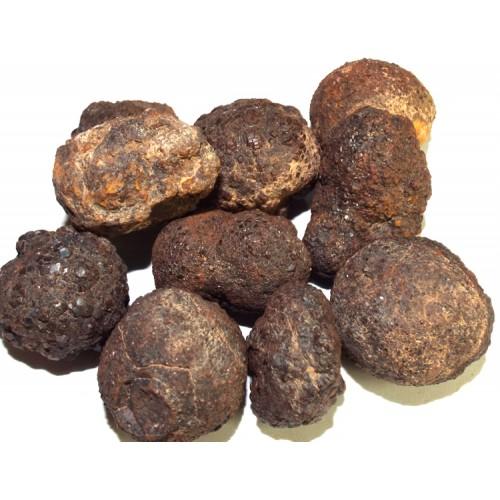 1 x Medium Hematite Iron Ball Raw Gemstone