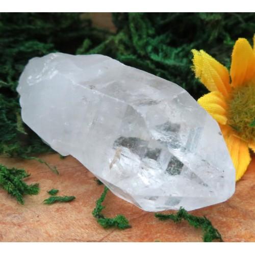 Raw Himalayan Quartz Gemstone Point 07