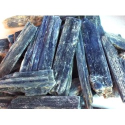 1 x Blue Kyanite Raw Gemstone Blade