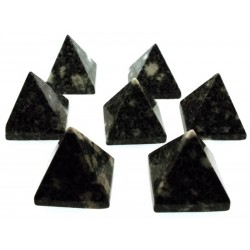 Preseli Bluestone Gemstone Pyramid 23mm