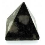 Preseli Bluestone Gemstone Pyramid 28mm