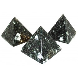 Preseli Bluestone Gemstone Pyramid 50mm