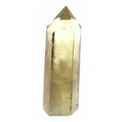 Citrine Smoky Shaped Obelisk 2