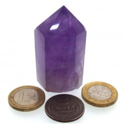 Amethyst Gemstone Tower 01