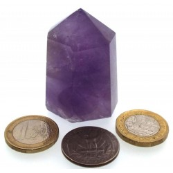 Amethyst Gemstone Tower 04