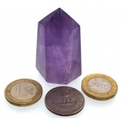 Amethyst Gemstone Tower 05