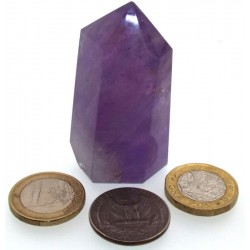 Amethyst Gemstone Tower 06