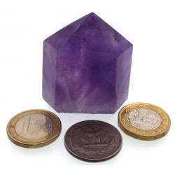 Amethyst Gemstone Tower 07