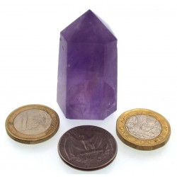 Amethyst Gemstone Tower 10