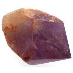 Large Amethyst Gemstone Point 06