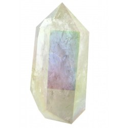 Angel Aura Quartz Gemstone Tower 05